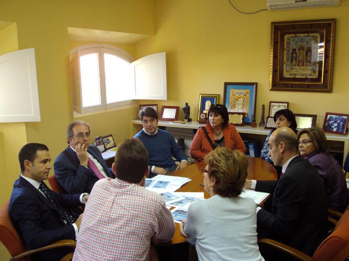 FOE y Ayuntamiento de Huelva repasan las necesidades de los Polígonos Industriales