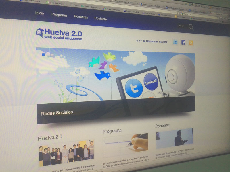 Huelva 2.0 celebra su cuarta edición