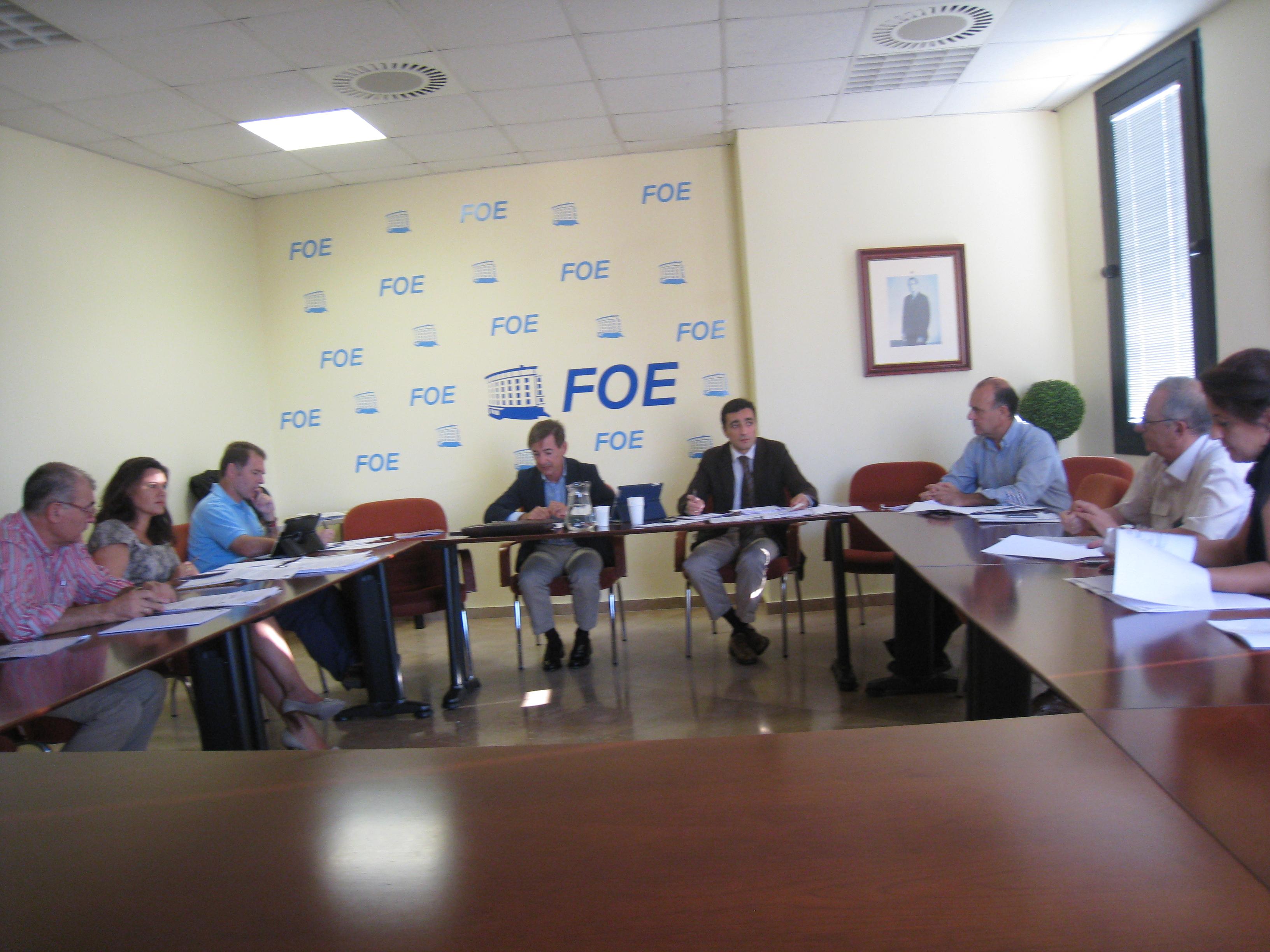 La FOE considera exiguos los Presupuestos Generales del Estado para Huelva