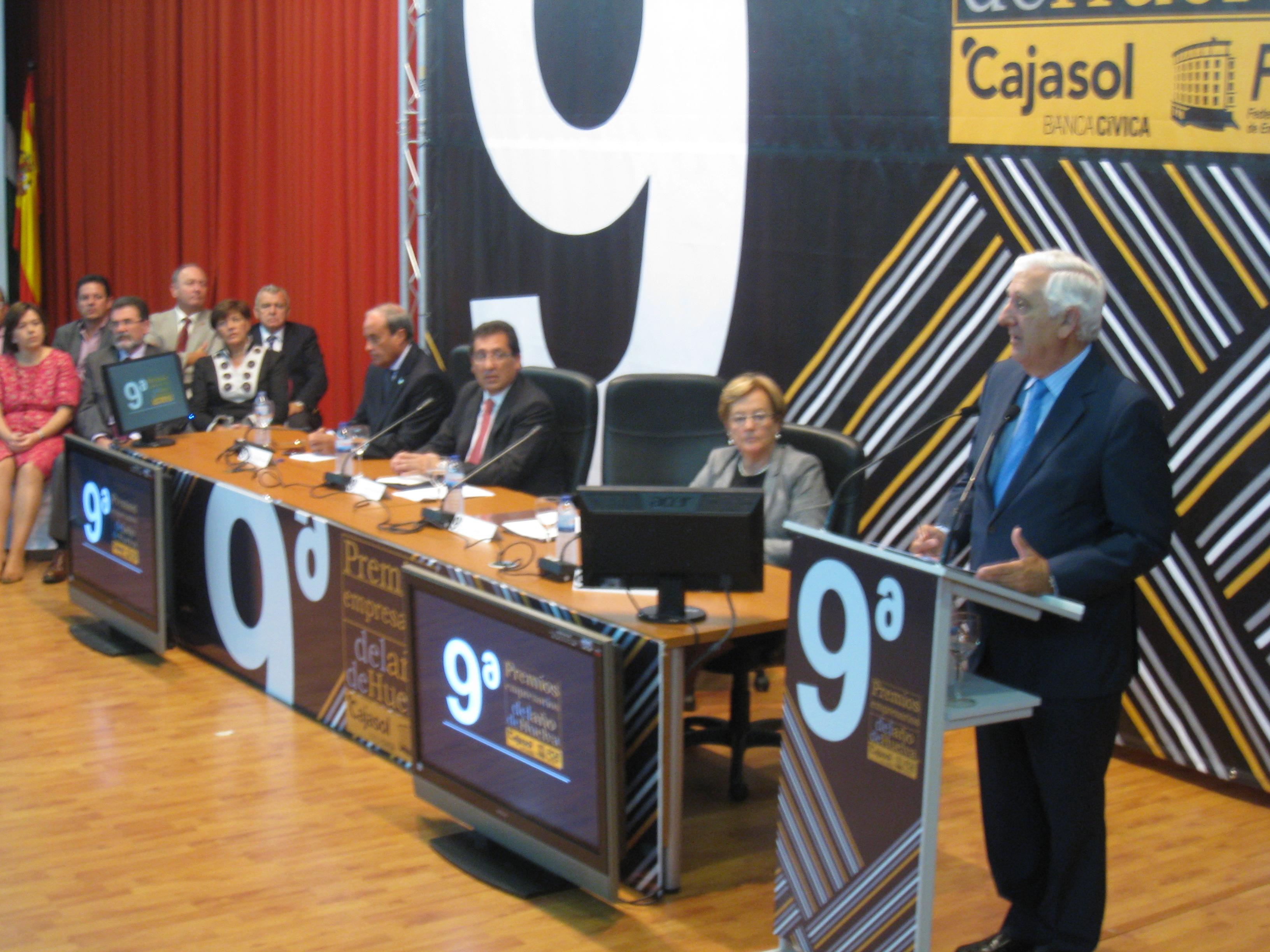 El jurado de los Premios Empresarios del Año de Huelva se reune el viernes en la FOE
