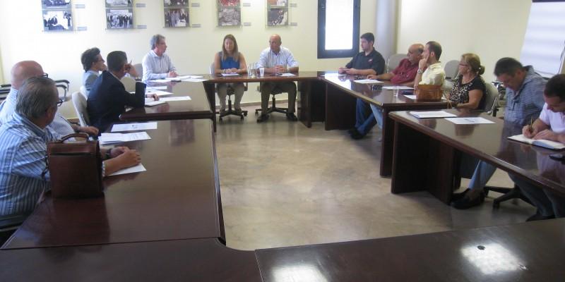 La FOE y la Federación de Servicio de UGT abordan los retos de la negociación colectiva