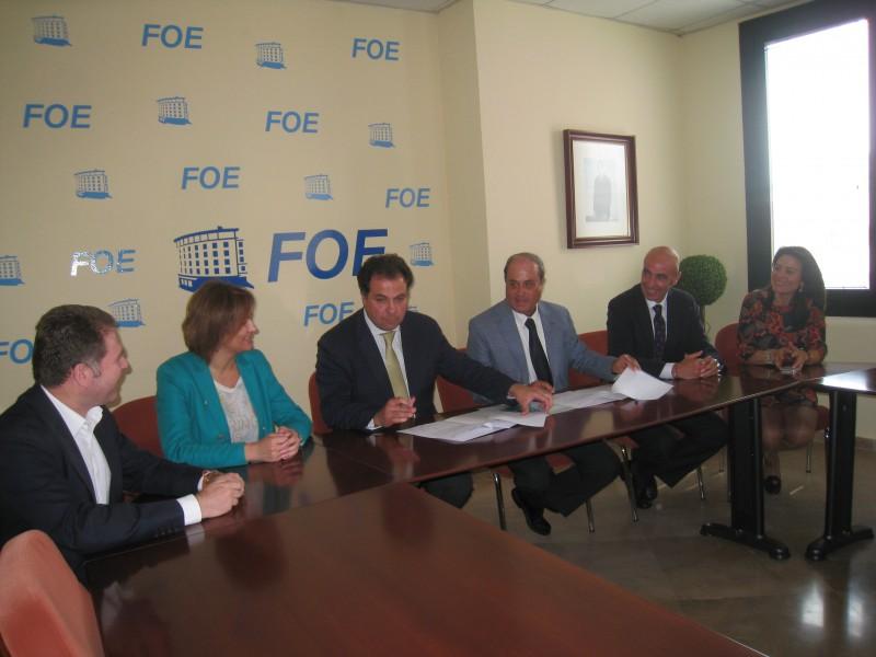 Los empresarios apuesta por el Centro de Excelencia Empresarial de San Juan del Puerto